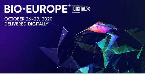 We are attending the BIO-Europe Digital event