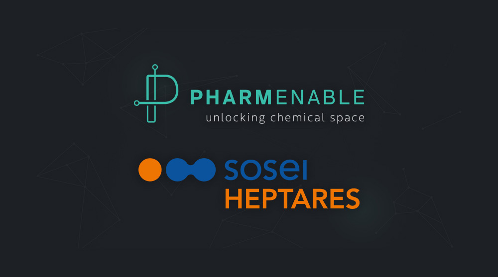 PharmEnable and Sosei Heptares enter technology collaboration for AI-driven drug discovery against challenging GPCR target