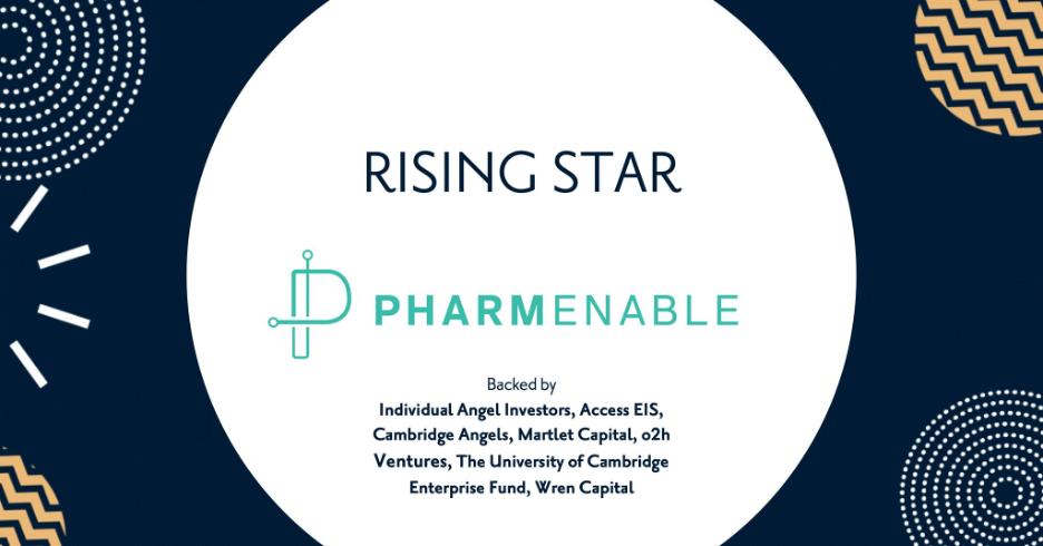 PharmEnable wins Rising Star at UKBAA Angel Investment Award